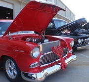 Streetside Classic Toys For Tots Cruise-In -Lithia Springs, GA
