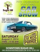 Sugar Hill Festival Car & Bike Show -Sugar Hill, GA