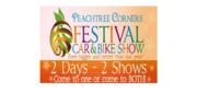 Annual PEACHTREE CORNERS FESTIVAL Car & Bike Show Sunday -Peachtree Corners, GA
