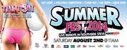 SUMMER FEST 2014 at the PINK PONY