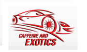 Caffeine and Exotic Car Show -Sandy Springs GA