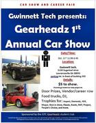 Gwinnett Technical College Car Show and Career Fair -Lawrenceville, GA