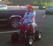 WENDY'S-- in MONROE, GA--EVERY FRIDAY--FREE CRUISE-IN