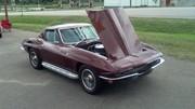 Queen City Corvette All Chevy Show -Concord, NC