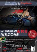 Thursday Night NOPI Pre-Meet @TiltedKilt Buford GA