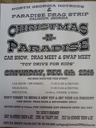 CHRISTMAS -n- PARADISE. car show, drag meet & swap meet