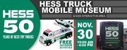 Hess Toy Truck Mobile Museum -Hershey, PA