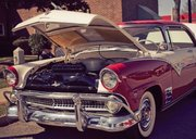 Memories in Monroe Classic Car Show -Monroe, GA