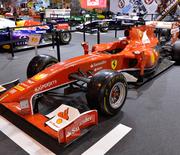 AutoSport International - The Racing Car Show -Birmingham, UK