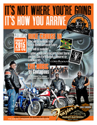 Iron Elite Motorcycle Cruise In -Buford, GA