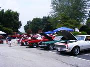 Dahlonega's Annual 4th of July OPEN Car Show -Dahlonega, GA