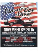 Suwanee Classic Car Show... Suwanee, GA