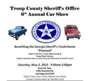 Troup County Sheriff's Office 6th Annual Car Show -LaGrange, GA