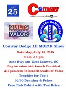 Conway Dodge All MOPAR Show