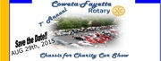 7th Annual Chassis For Charity Car Show -Newnan, GA
