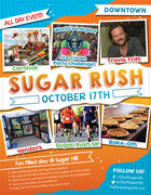 Sugar Rush Car Show Sugar Hill GA