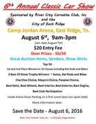 6th Annual Classic Car Show -East Ridge, TN