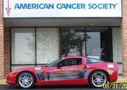 Corvettes Conquer Cancer Show -Huntsville, AL