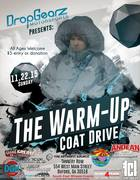 """""""The Warm Up"""" Coat/Canned Food Drive"""