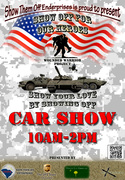 Show Off For Our Heroes -Anderson, SC