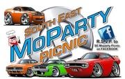 South East MoParty Picnic -Ringgold, GA
