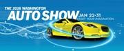 2016 Washington Auto Show -Washington, DC