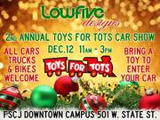Lowfive Desings 2nd Annual Toys for Tots Car Show Jacksonville, FL