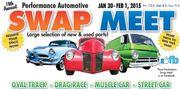 Performance Automotive Summer Swap Meet - Gray, TN