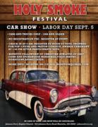 Holy Smoke Festival, Car Show and Barbeque Marietta, GA