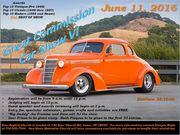 Great Commission Car Show VI, Casar, NC