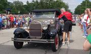 Champion Oil 60th Anniversary Car Show - Clinton, MO