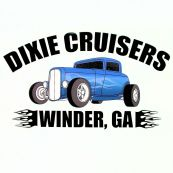 Monthly Dixie Cruisers Cruise-In -Winder, GA