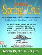 MPCC Spring Out Community Day -Crawford, GA