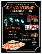 Atlanta Harley-Davidson's Anniversary with Drivin N Cryin -Lithia Springs, GA