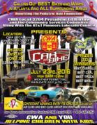 CWA Local 3204 & Lakeside Council Pioneers 1st Annual Car & Bike Show -Atlanta, GA