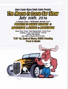 The Moose is Loose Car Show -McDonough, GA