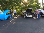 Free Cruise-in---EVERY FRIDAY EVENING---- Main Street Restaurant---- Grayson, GA