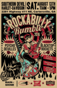 Rockabilly Rumble 3 -Cartersville, GA