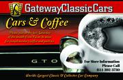 Car & Coffee -See Cities Below