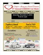 5th Annual Chipn Away @ Heart Disease CARDIAC Car Show -Warner Robins, GA