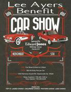 Lee Ayers Benefit Car Show -Dawsonville, GA