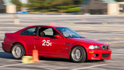 Peachtree Chapter BMW CCA Autocross -- Hampton, GA