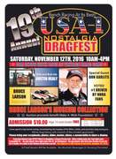 19th Annual Bruce Larson USA 1 Nostalgia Dragfest -Dauphin, PA