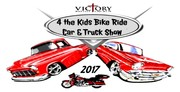 4 The Kids Car, Truck Show and Bike Ride