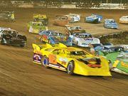 200-lap Modified race; 40-lap Sportsman race