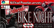 KickStand Promotions Bike Night