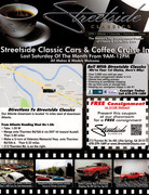 Streetside Classics Atlanta Cars & Coffee Cruise In