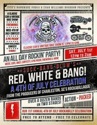 Red, White & Bang: Independence Day Classic Car & Vintage Bike Show, Music & More