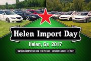 Helen Import Day 2017 - Helen, GA