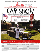 Benefit Car Show for Michelle Haulbrook Sanders